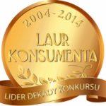 Marka Vegeta została uhonorowana prestiżowym godłem Laur Konsumenta – Lider Deka