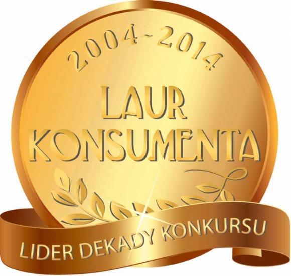 Marka Vegeta została uhonorowana prestiżowym godłem Laur Konsumenta – Lider Deka BIZNES, Gospodarka - Marka Vegeta została uhonorowana prestiżowym godłem Laur Konsumenta – Lider Dekady 2004 - 2014. Tym samym potwierdza się niezmienna, bardzo wysoka ocena produktów tej marki w Polsce.