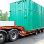 Fracht FWO Polska. Wysyłka generatora do Rosji