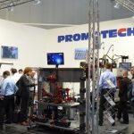Promotech z automatami spawalniczymi w Moskwie i Hanowerze