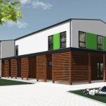 Ekspresowa budowa ekologicznej szkoły Steico w Czarnej Wodzie
