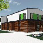 Ekologiczna budowa ekologicznej szkoły Steico w Czarnej Wodzie