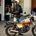 Motocykle 125 ccm w dynamicznym natarciu