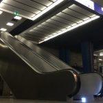 Nowe schody ruchome Schindler na Dworcu Centralnym już wożą pasażerów