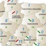 W lutym sądy opublikowały informacje o upadłości 60 polskich przedsiębiorstw