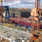 Dekpol zbudował stanowisko montażu dla Remontowa Shipbuilding