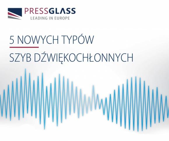 PRESS GLASS rozszerza ofertę dźwiękochłonnych szyb zespolonych Przemysł, BIZNES - Do oferty dźwiękochłonnych szyb zespolonych PRESS GLASS dołączyło kolejne 5 typów zespoleń. Jak wskazuje producent, łącznie jego katalog tego rodzaju produktów obejmuje już 75 różnych szyb dźwiękochłonnych.