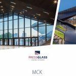 Katowicka Strefa Kultury z szybami PRESS GLASS