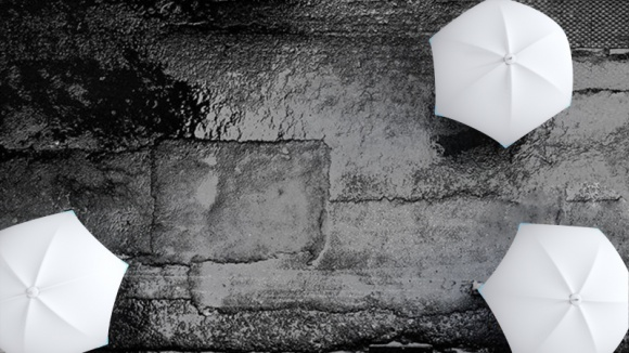 Hexagon - parasol bardziej społeczościowy BIZNES, Gospodarka - Hexagon to nowatorski projekt parasola, który został wybrany jednym z 12 finalistów konkursu Lexus Design Award 2016. Wykorzystuje wbudowane w jego krawędzie magnesy do łączenia się z innymi parasolami.