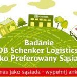 Firma logistyczna pyta mieszkańców o zdanie