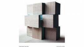 Drzwi odkryte na nowo Przemysł, BIZNES - Slow Door to nowatorski koncept drzwi. Zespół sześciennych elementów, tworzy przestrzenny mechanizm, który ma opóźniać przejście. To, w zamyśle autorów, ma pomóc docenić czas i samo doświadczenie z tym związane. To jeden z 12 finalistów konkursu Lexus Design Award 2016.