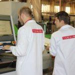 Wydział Technologii Drewna współpracuje z TEKNIKĄ