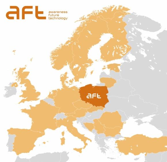 AFT Sp. z o.o. wzmacnia politykę eksportową BIZNES, Gospodarka - Potencjał eksportowy to bez wątpienia jeden z czynników decydujących o sile przedsiębiorstwa i mający istotny wpływ na jego rozwój. Z podobnego założenia wyszedł Zarząd firmy AFT Sp. z o.o.