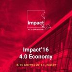 Podczas kongresu Impact'16 ruszy program Startup Connector