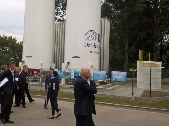 LNG ekologiczną alternatywą dla branży spożywczej BIZNES, Infrastruktura - Niższe opłaty środowiskowe i koszty energii, większa efektywność kotłowni – takie są korzyści ze stosowania LNG w przemyśle spożywczym. Potwierdza to inwestycja Spółdzielni Mleczarskiej Mlekpol, wykonana przez Barter SA.