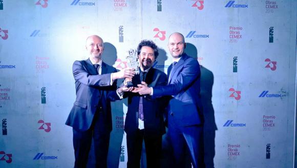 Prestiżowa nagroda CEMEX Building Award 2016 dla CKK Jordanki. Przemysł, BIZNES - entrum Kulturalno-Kongresowe Jordanki, przy budowie którego wykorzystano produkty CEMEX Polska, otrzymało prestiżową nagrodę w międzynarodowym konkursie CEMEX Building Award 2016