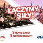 PolskiBus.com łączy siły z Eurolines.lt!
