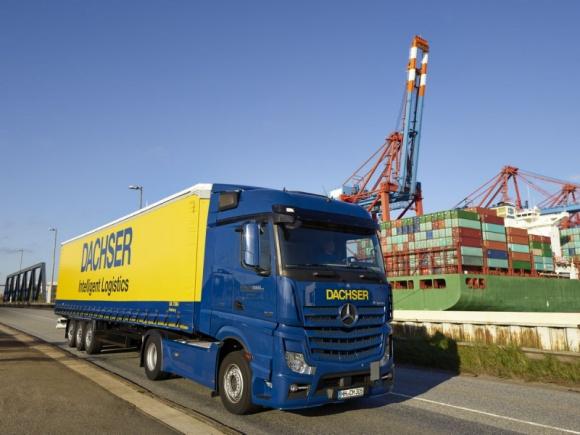 Import z Chin warto powierzyć operatorowi logistycznemu Transport, BIZNES - Import z Chin warto powierzyć operatorowi logistycznemu
