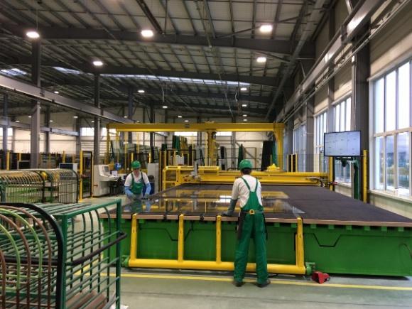 NSG Group zakończył rozbudowę Zakładu Pilkington IGP w Krakowie Przemysł, BIZNES - NSG Group w Polsce zakończył inwestycję realizowaną w zakładzie przetwórstwa szkła Pilkington IGP w Krakowie.