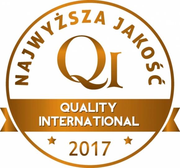 USŁUGI CELNE DHL EXPRESS ZE ZŁOTYM GODŁEM QI 2017 Transport, BIZNES - Usługi celne DHL Express uhonorowane zostały Złotym Godłem QI w programie Najwyższa Jakość Quality International 2017. W uznaniu za najwyższą jakość usług celnych, DHL Express otrzymał tytuł Laureata Najwyższa Jakość Quality International 2017 w kategorii Services.