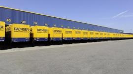 Dachser rozwija się i inwestuje w przyszłość Transport, BIZNES - Dachser rozwija się i inwestuje w przyszłość