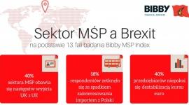 Brexit a kondycja sektora MŚP BIZNES, Gospodarka - Prawie co czwarty przedsiębiorca z sektora MŚP obawia się następstw wyjścia Wielkiej Brytanii z Unii Europejskiej i ich wpływu na prowadzoną działalność, a 26% respondentów jeszcze nie jest w stanie określić, czy brexit będzie miał wpływ na prowadzone przez nich przedsiębiorstwo.