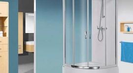 Kabina w komplecie od SANPLAST SA BIZNES, Gospodarka - Wybór odpowiedniej kabiny prysznicowej sam w sobie nie jest łatwy, a należy jeszcze pamiętać o dobraniu do niej odpowiedniego brodzika.