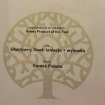 Nagroda Green Building Award dla CEMEX