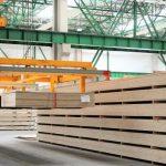 Druga linia do produkcji LVL rozpoczyna regularną produkcję