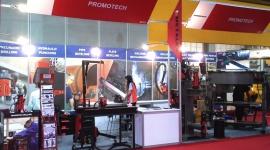 Promotech na fali koniunktury. Targowa ekspansja eksportera narzędzi Przemysł, BIZNES - Był amerykański FabTech i targi w Stuttgarcie. Jeszcze w tym miesiącu –Metalex w Bangkoku, a w styczniu Steelfab w Dubaju. Dobra koniunktura na rynku globalnym wpływa na wzrost sprzedaży produktów Promotechu.