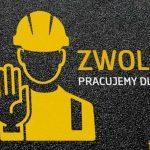 """""""Nie chcemy ginąć na drogach"""" – apelują polscy pracownicy służb utrzymania dróg"""