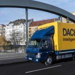 Dachser dostarczy towar elektrycznymi ciężarówkami
