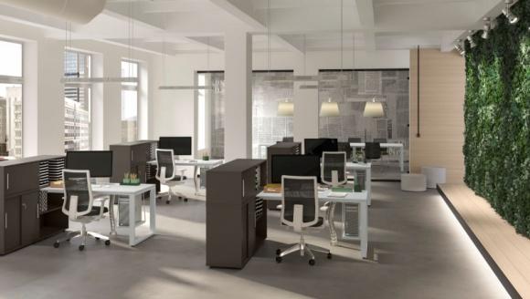 Od deski do… biurka – przegląd biurek pracowniczych BIZNES, Gospodarka - Czy pracujemy w domu, czy też tradycyjnie w biurze, zdecydowaną większość czasu spędzamy przy biurku. Prowizoryczny blat na czterech nogach na dłuższą metę nie zda egzaminu. Warto wybrać coś, co będzie służyło przez lata, a ponadto będzie zapewniało komfort miejsca pracy.