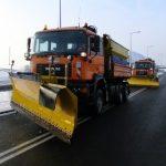 Uważaj na drogowców zimą
