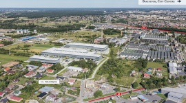 Panattoni Europe rusza z budową w Białymstoku - nowy park zajmie ok 40,6 tys. m Przemysł, BIZNES - Panattoni Europe, lider rynku nieruchomości przemysłowych w Europie, startuje z budową pierwszego centrum logistycznego w Białymstoku.
