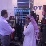 Promotech-Middle East na targach w Dubaju