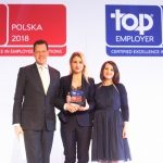 """TOP EMPLOYER POLAND"" I ""TOP EMPLOYER EUROPE"" DLA DHL EXPRESS"