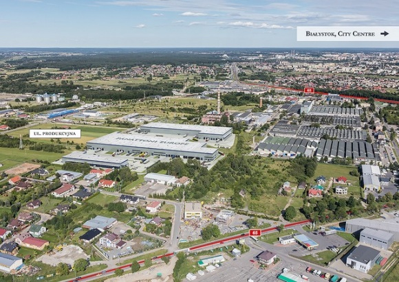 Panattoni Europe dla Pilkington IGP - 10 tys. m kw. fabryki Przemysł, BIZNES - Panattoni Europe, lider rynku nieruchomości przemysłowych w Europie, zrealizuje obiekt produkcyjny dla Pilkington IGP. Inwestycja zajmie ponad 10 tys. m kw. i powstanie na terenie Panattoni Park Białystok.