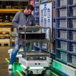 Roboty mobilne szansą na zautomatyzowanie transportu wewnętrznego w CEE