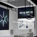 ES-SYSTEM W ELICIE WYSTAWCÓW NA TARGACH LIGHT + BUILDING