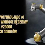 W drodze po złoto: do wygrania złoty cobot Universal Robots