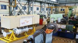Agility Logistics dostarcza 20. tonowy wirnik turbiny parowej do Korei Płd. Transport, BIZNES - Agility, globalny dostawca zintegrowanych rozwiązań logistycznych, zorganizował dla klienta z branży energetycznej dostawę wirnika turbiny parowej do elektrowni w Korei Południowej. W ciągu 3 dni ładunek o wadze ponad 20 ton pokonał dystans ok. 9 tysięcy km.