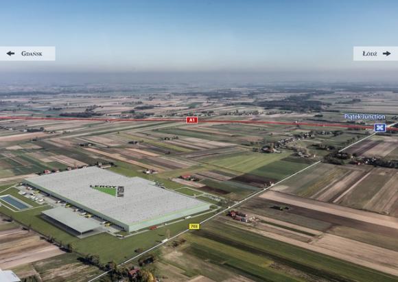 Panattoni Europe bije rekordy z Leroy Merlin Przemysł, BIZNES - Panattoni Europe, lider rynku nieruchomości przemysłowych w Europie, wybuduje główny magazyn dla Leroy Merlin w Polsce Centralnej, w województwie łódzkim.