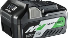 Nowe, dwunapięciowe akumulatory od Hitachi Koki Przemysł, BIZNES - Japońska marka Hitachi Koki wprowadziła na polski rynek nową generację akumulatorów Multi-Volt. Urządzenia zostały zaprojektowane z myślą o pełnej kompatybilności z narzędziami z aktualnej oferty narzędzi 18V.