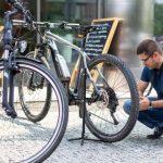 Biznes stawia na dojazd rowerem do pracy