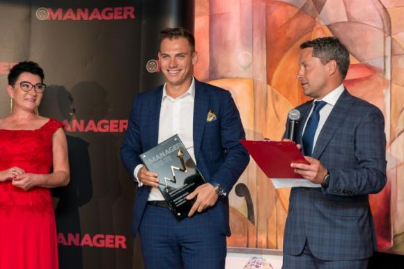 Martin Kaczmarski laureatem Manager Award BIZNES, Gospodarka - 20 czerwca w Warszawie Martin Kaczmarski, Prezes Zarządu Kaczmarski Group, odebrał nagrodę Manager Award 2018. Został uhonorowany za wybitne osiągnięcia w dziedzinie zarządzania.