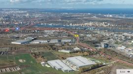 Panattoni Europe inwestuje w Trójmieście - Panattoni Park Gdańsk IV na finiszu Przemysł, BIZNES - Panattoni Europe, lider rynku powierzchni przemysłowych w Europie, finiszuje z uruchomieniem czwartego centrum dystrybucyjnego w Trójmieście.