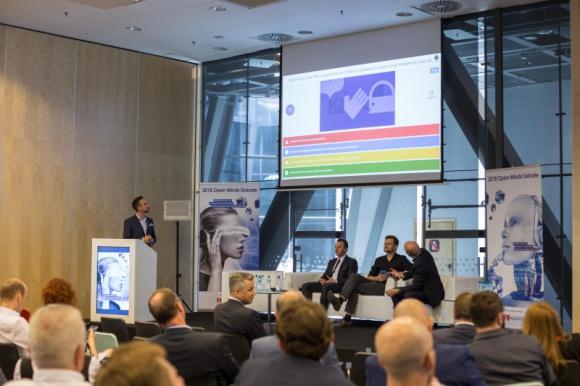 2018 Open Minds Debate - Wspólnie o przyszłości BIZNES, Gospodarka - FM Logistic, czołowy międzynarodowy operator na rynku magazynowania, transportu, copackingu i comanufacturingu, już po raz drugi zorganizował konferencję z cyklu Open Mnds Debate, na temat technologii przyszłości i ich bezpośredniego wpływu na rynkową pozycję firm.