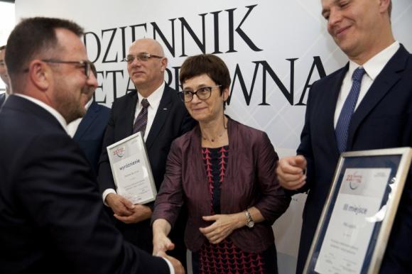 FM Logistic wśród 3 największych firm logistycznych w Polsce BIZNES, Gospodarka - FM Logistic, międzynarodowy operator na rynku magazynowania, transportu, copackingu i comanufacturingu, znów na wysokich pozycjach w Rankingu firm TSL Dziennika Gazety Prawnej (DGP).