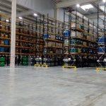 Dachser powiększa magazyny w Hiszpanii